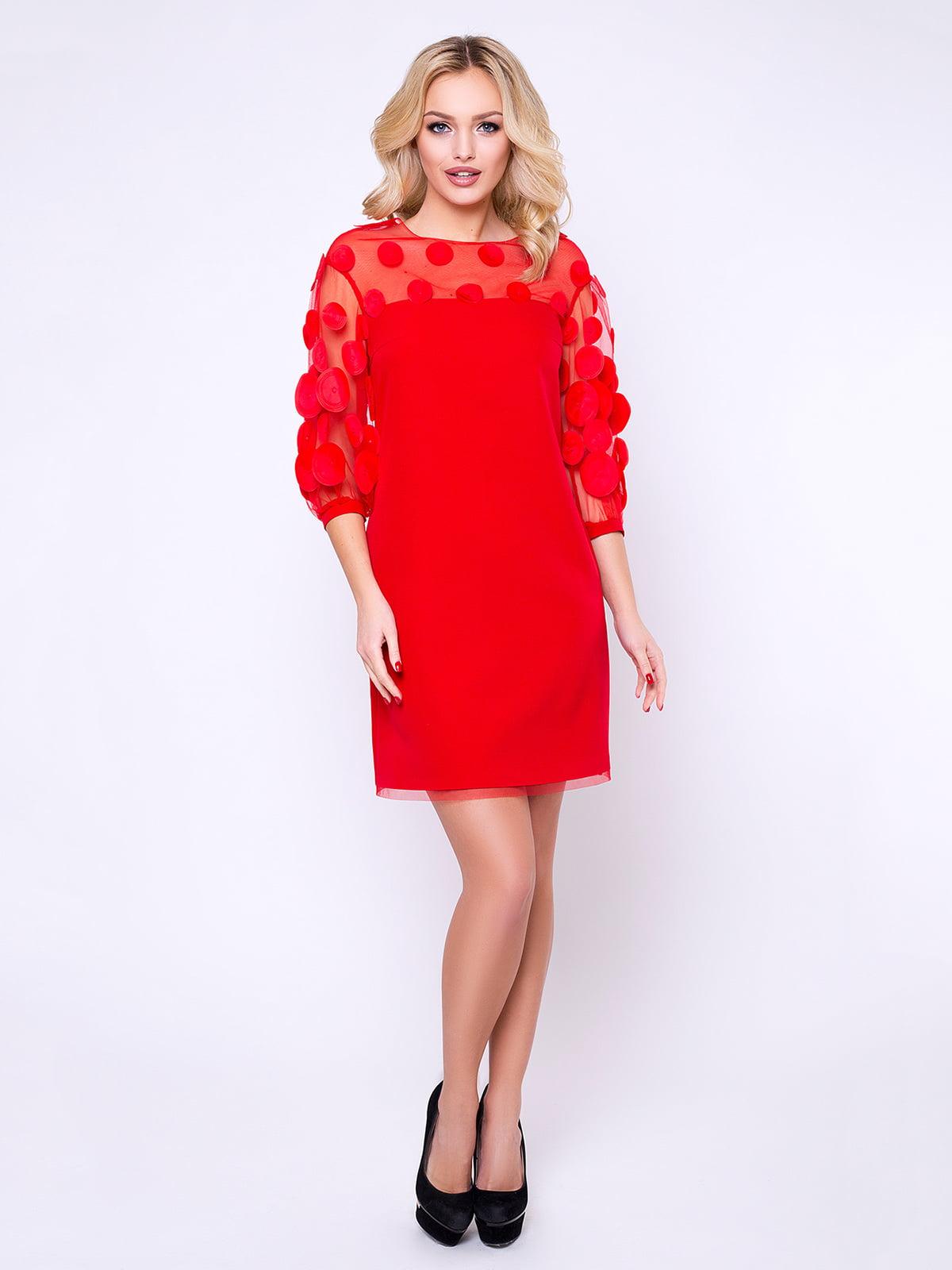Сукня червона | 4906172