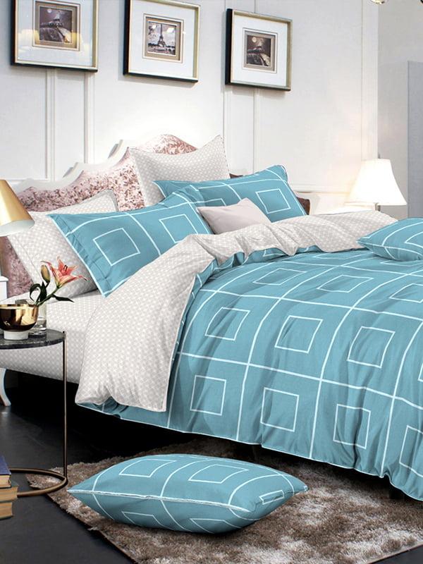Комплект постельного белья двуспальный (евро)   4906610