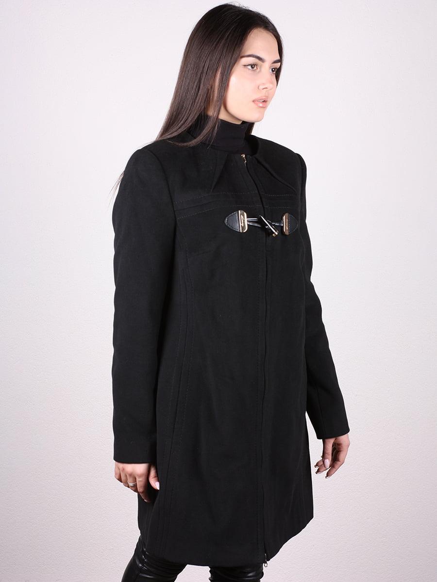 Пальто черное   4903734   фото 5