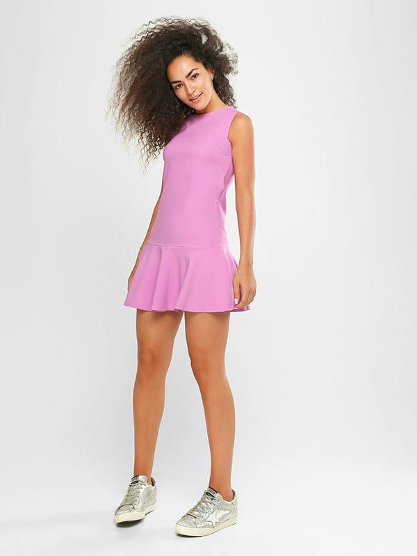 Сукня рожева | 4907585