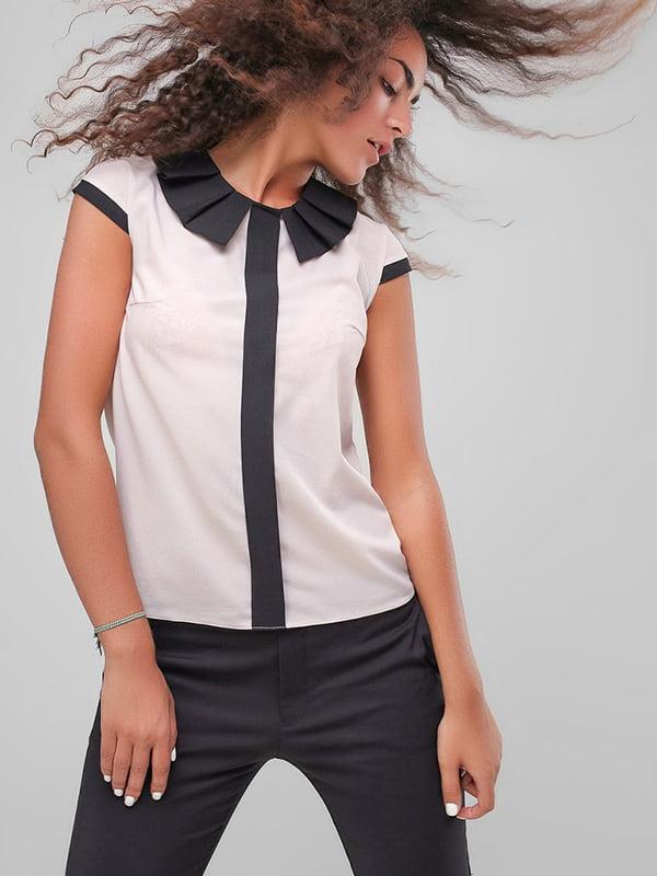 Блуза бежевая   4907592