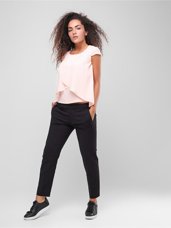 Блуза персикового кольору | 4907593 | фото 2