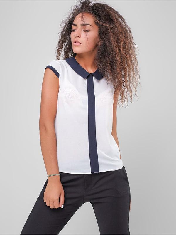 Блуза белая | 4907594
