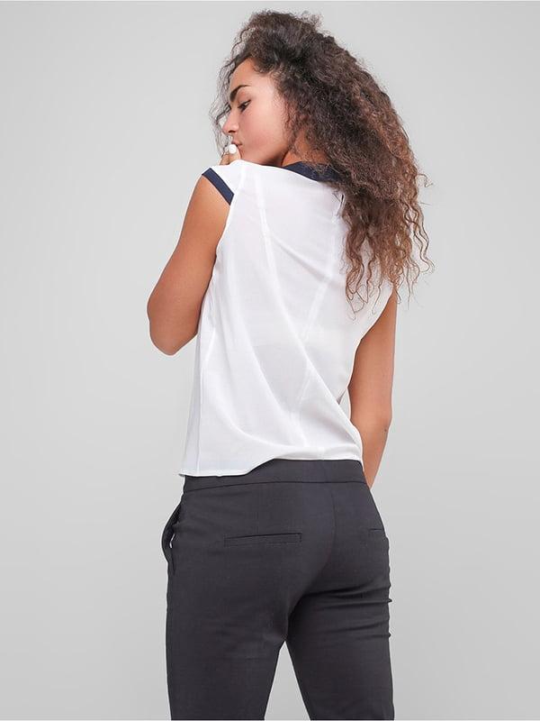 Блуза белая | 4907594 | фото 4