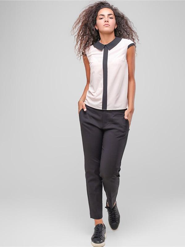 Блуза бежева | 4907596 | фото 2