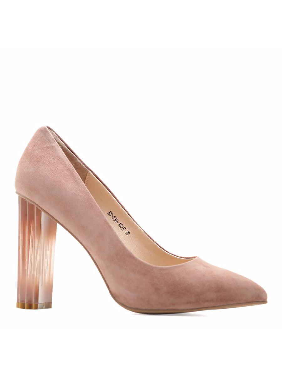 Туфлі кольору пудри | 4908141