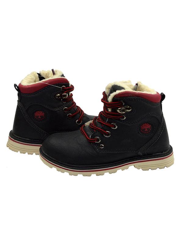 Ботинки черные | 3998278