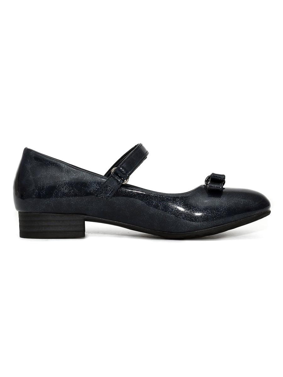 Туфлі темно-сині | 4909035 | фото 3