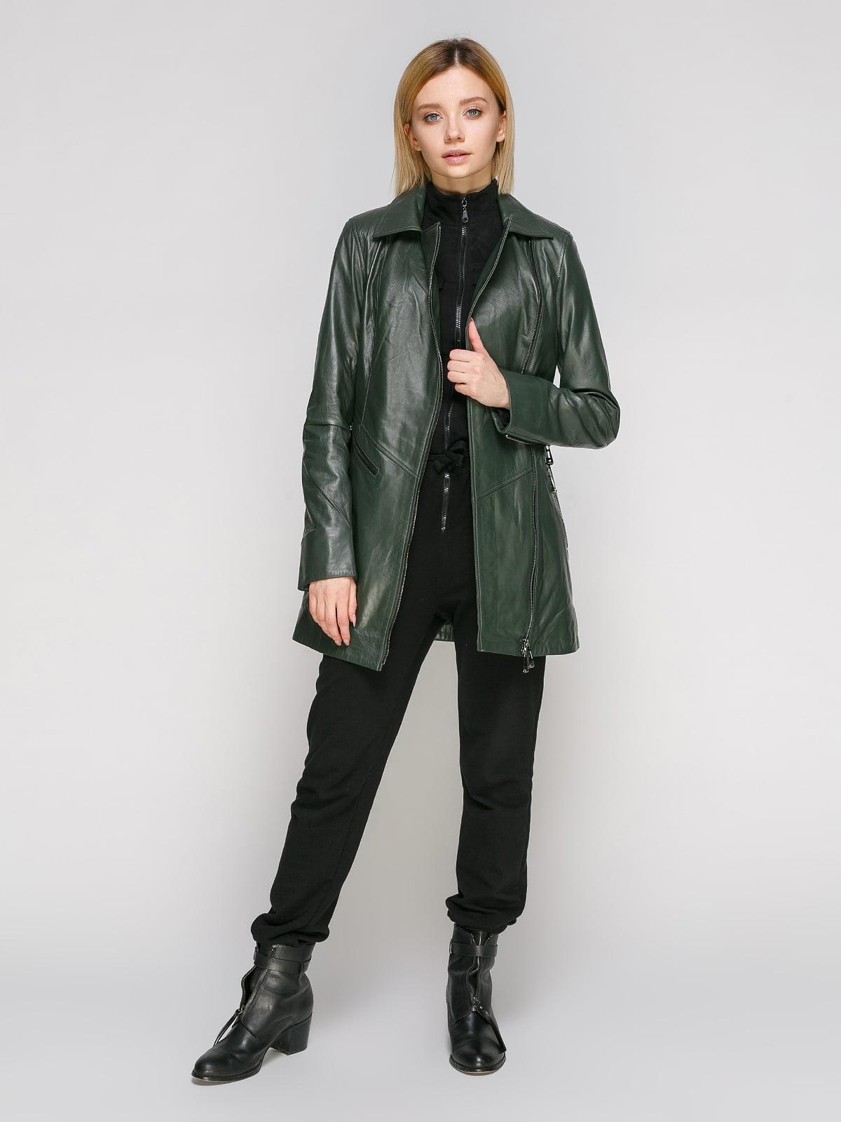 Куртка зеленая   4906715   фото 2