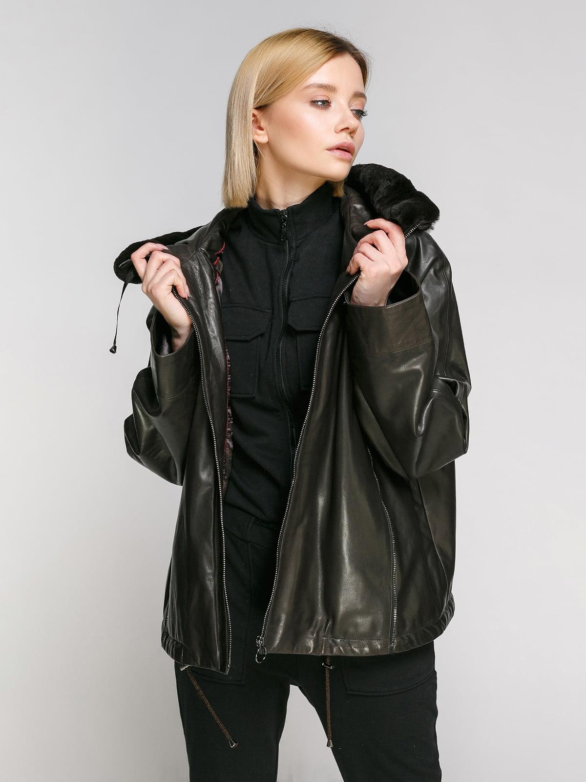 Куртка коричнева   4906709