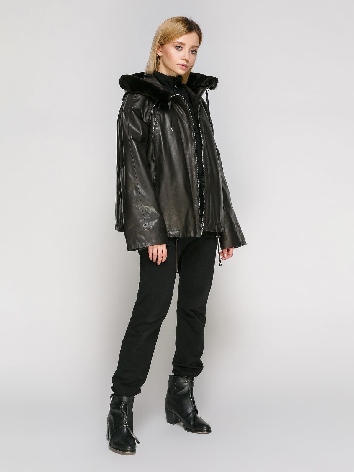 Куртка коричнева   4906709   фото 2