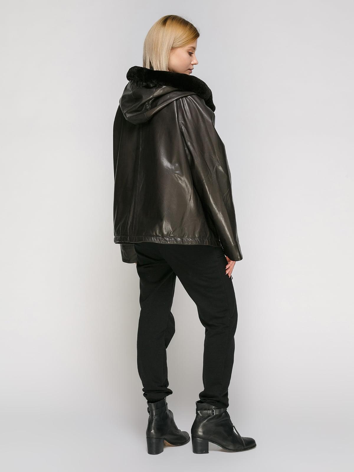 Куртка коричнева   4906709   фото 3