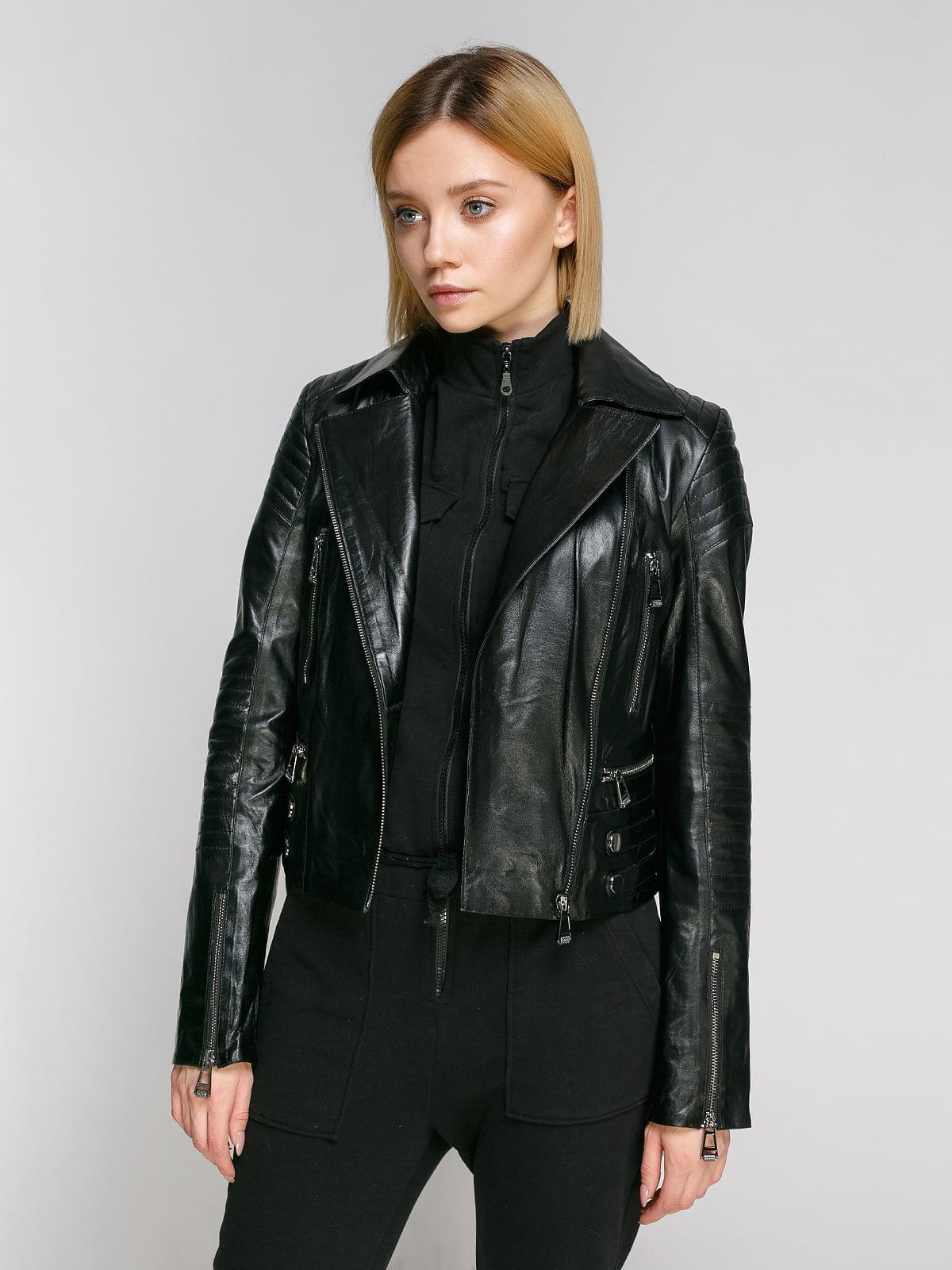 Куртка чорна | 4906723