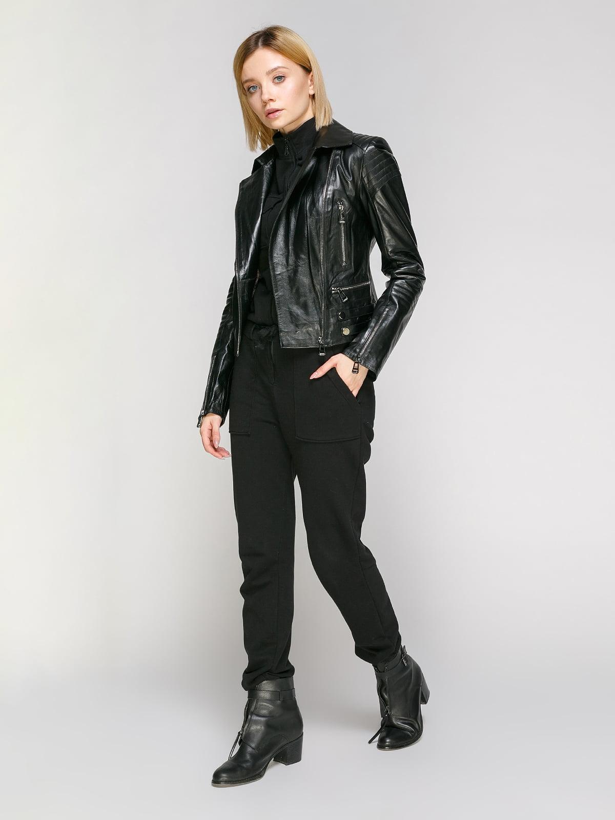 Куртка чорна | 4906723 | фото 2