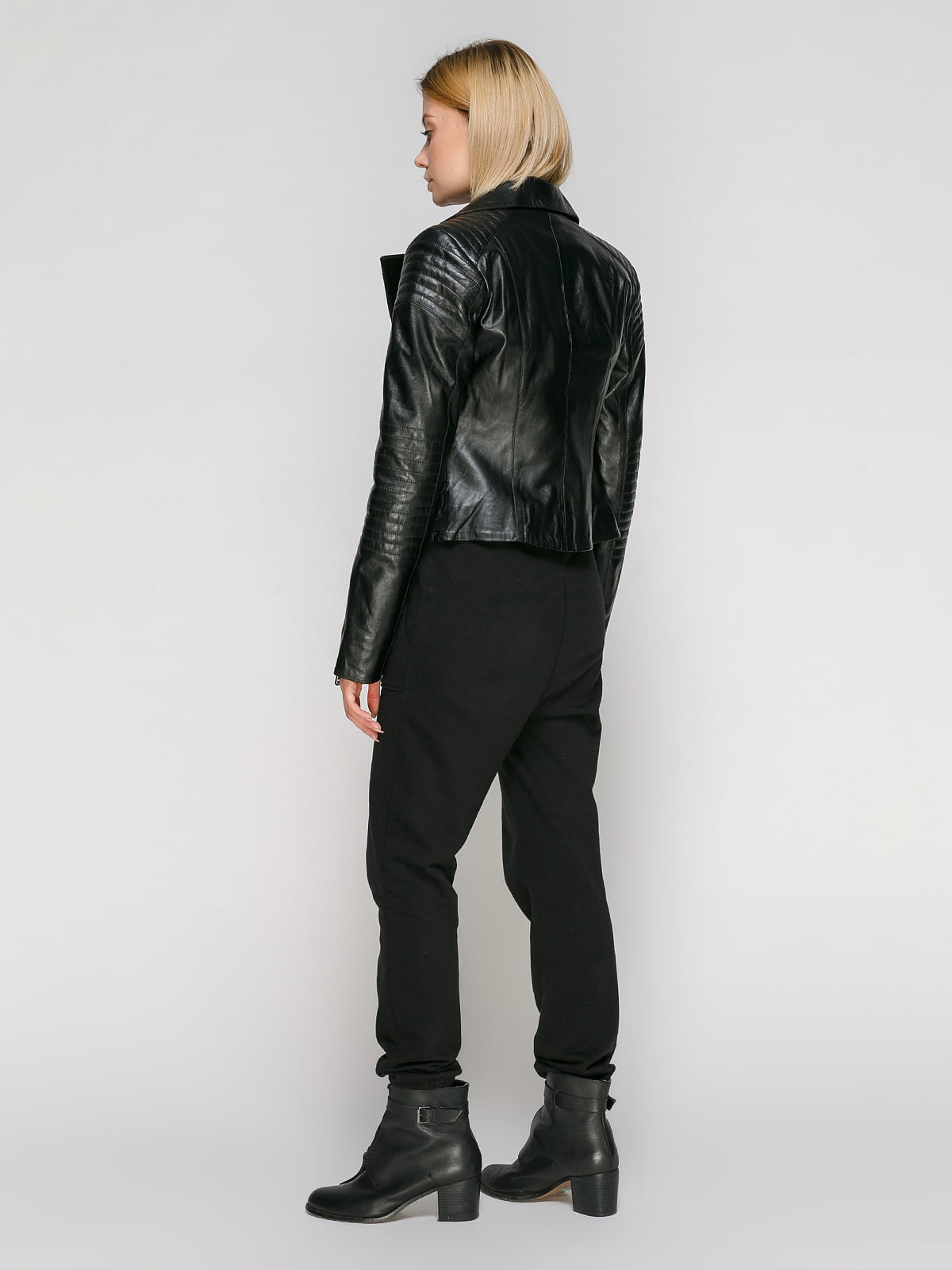 Куртка чорна | 4906723 | фото 3