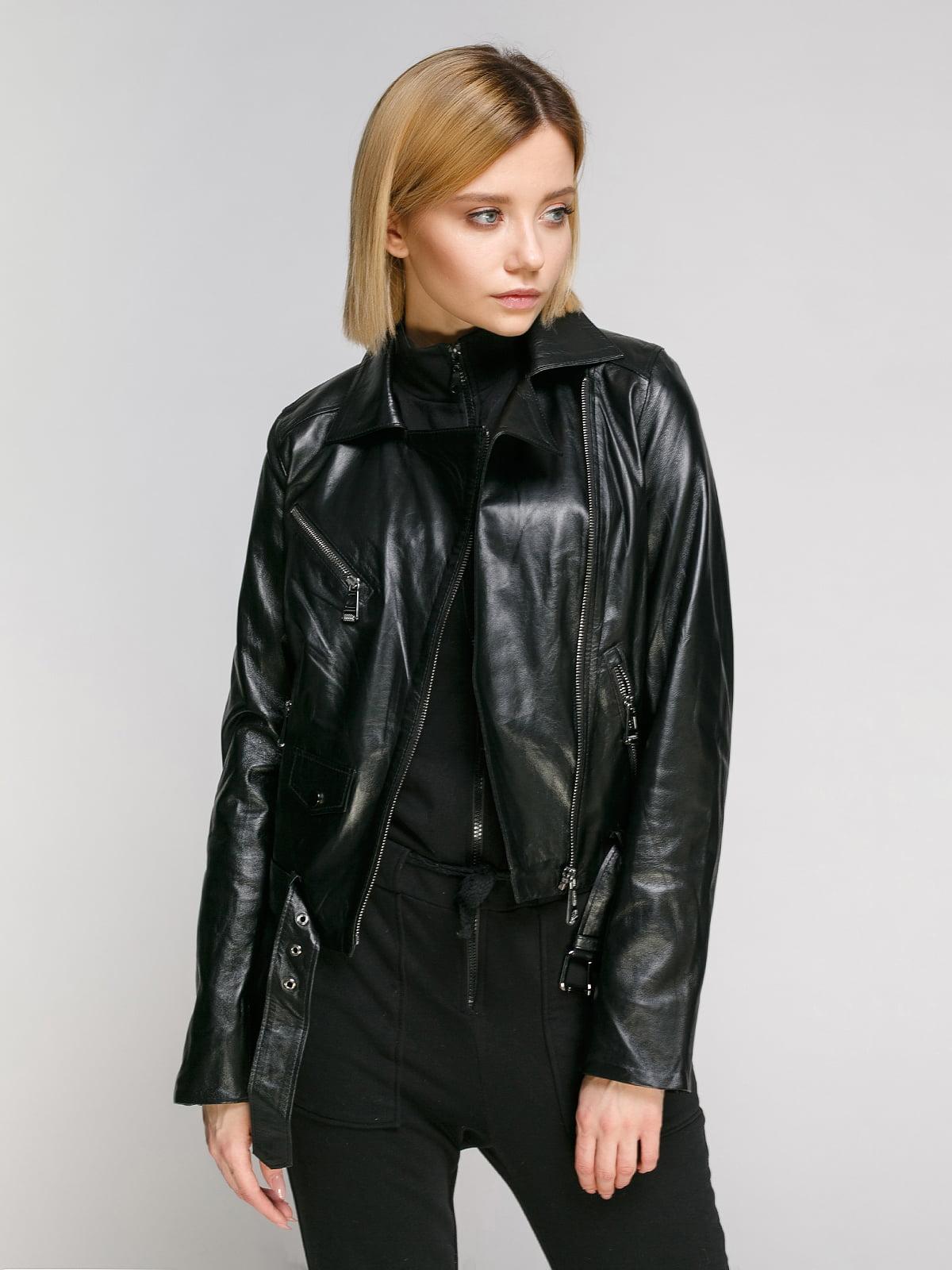 Куртка чорна   4906720