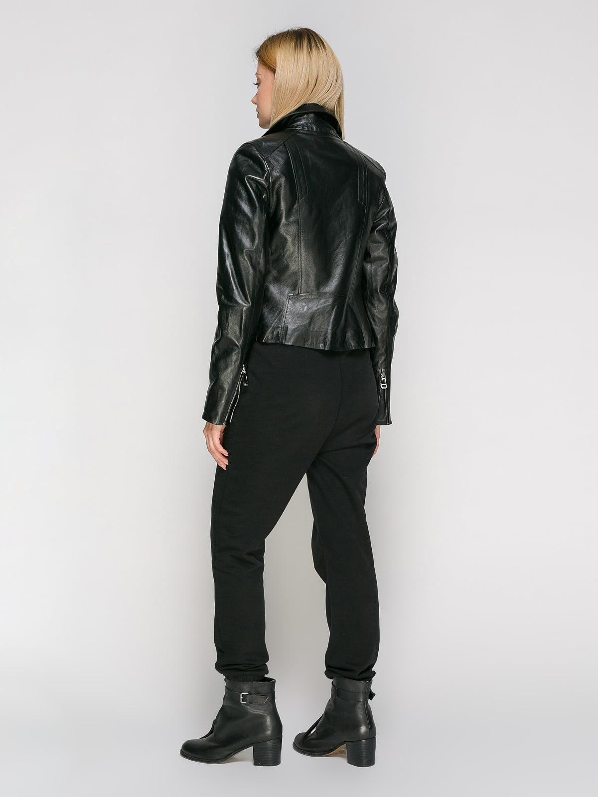 Куртка чорна   4906720   фото 3