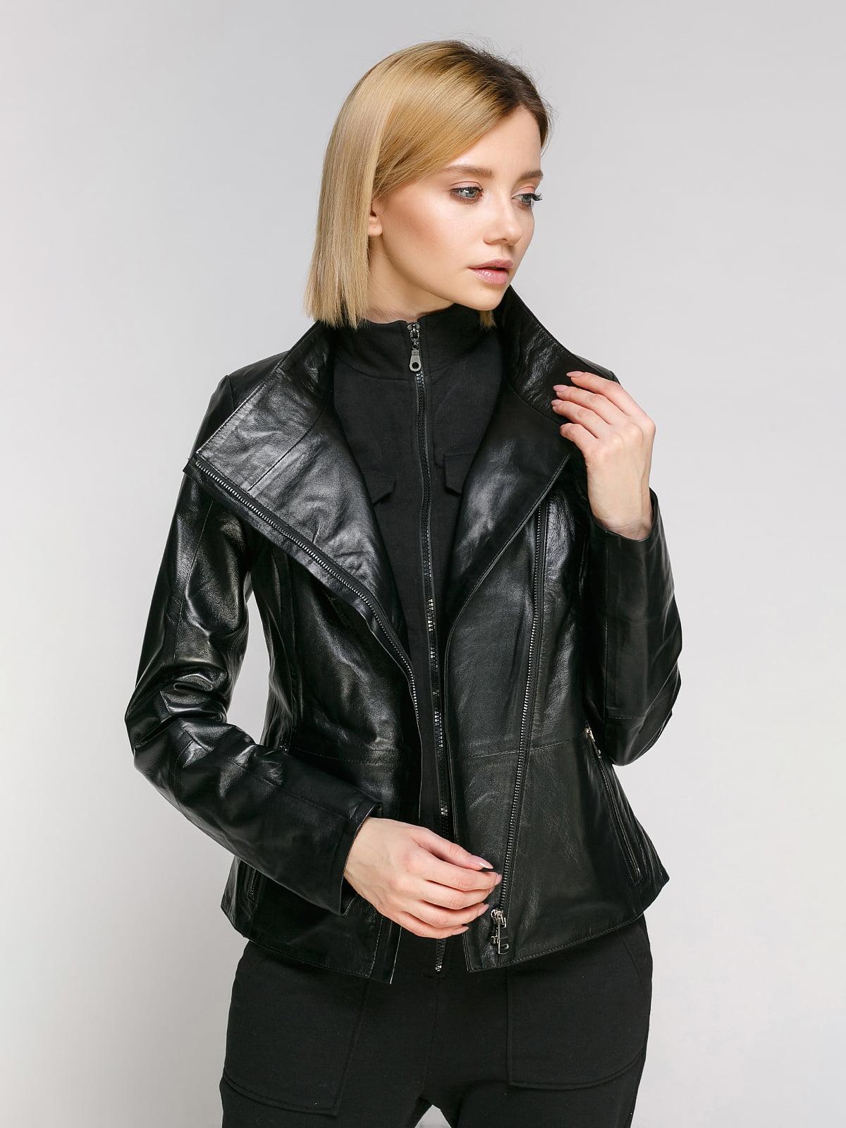 Куртка чорна | 4906730