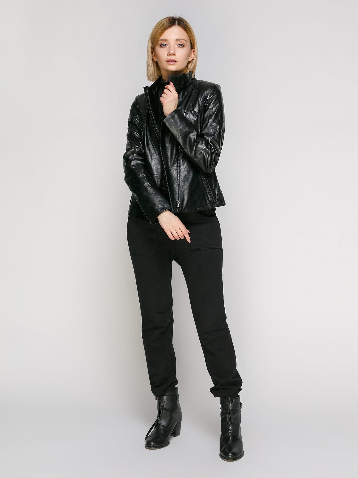 Куртка чорна | 4906730 | фото 2