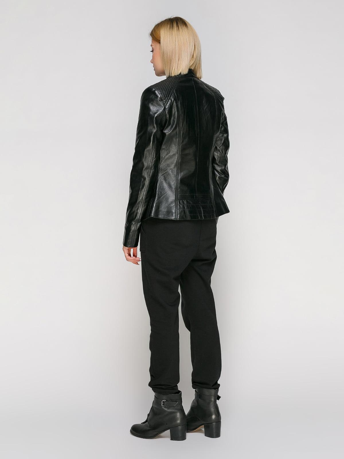 Куртка чорна | 4906725 | фото 3