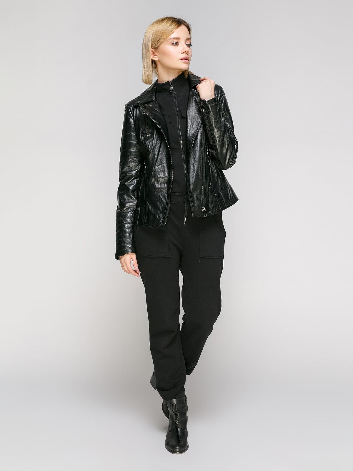 Куртка чорна | 4906729 | фото 2