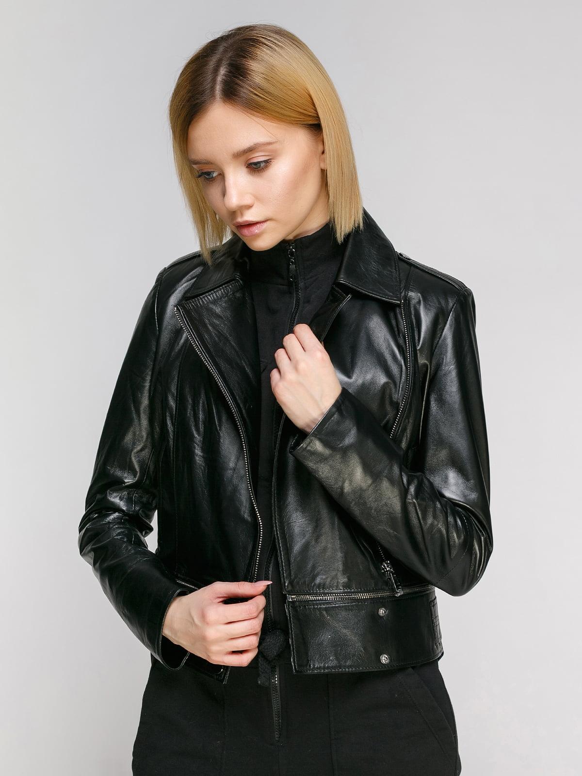 Куртка чорна   4906724