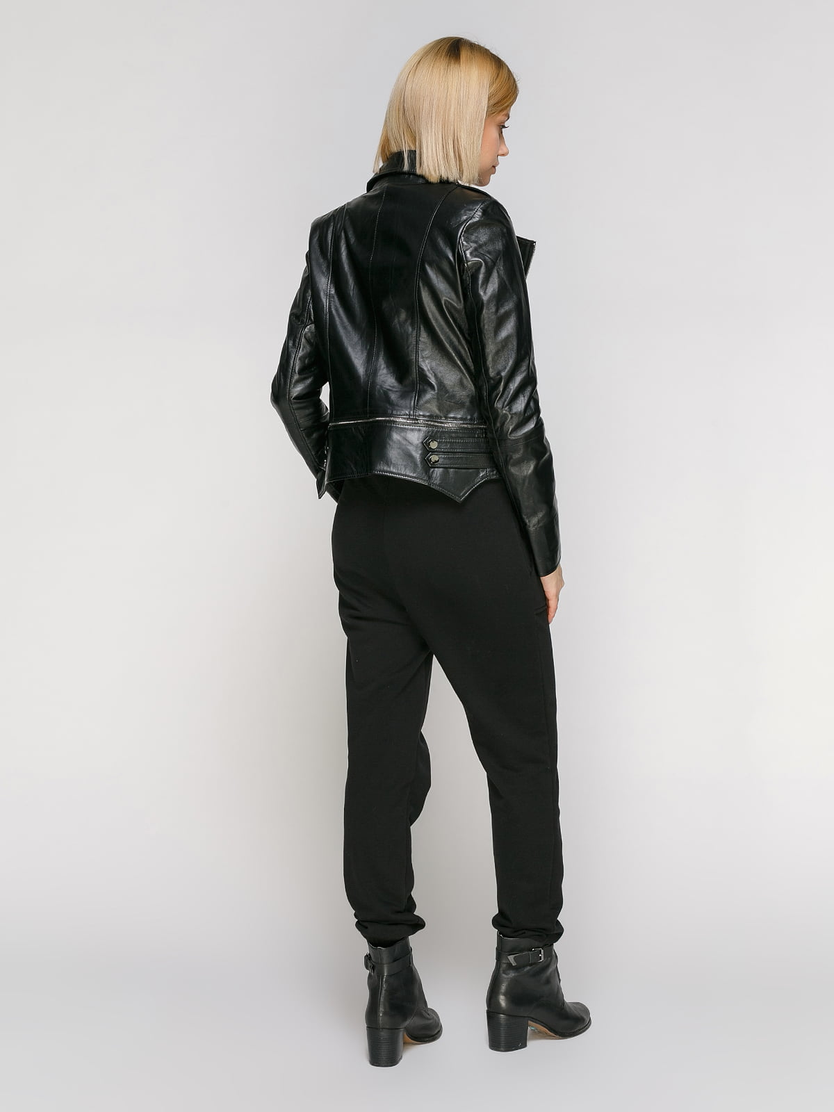 Куртка чорна   4906724   фото 3