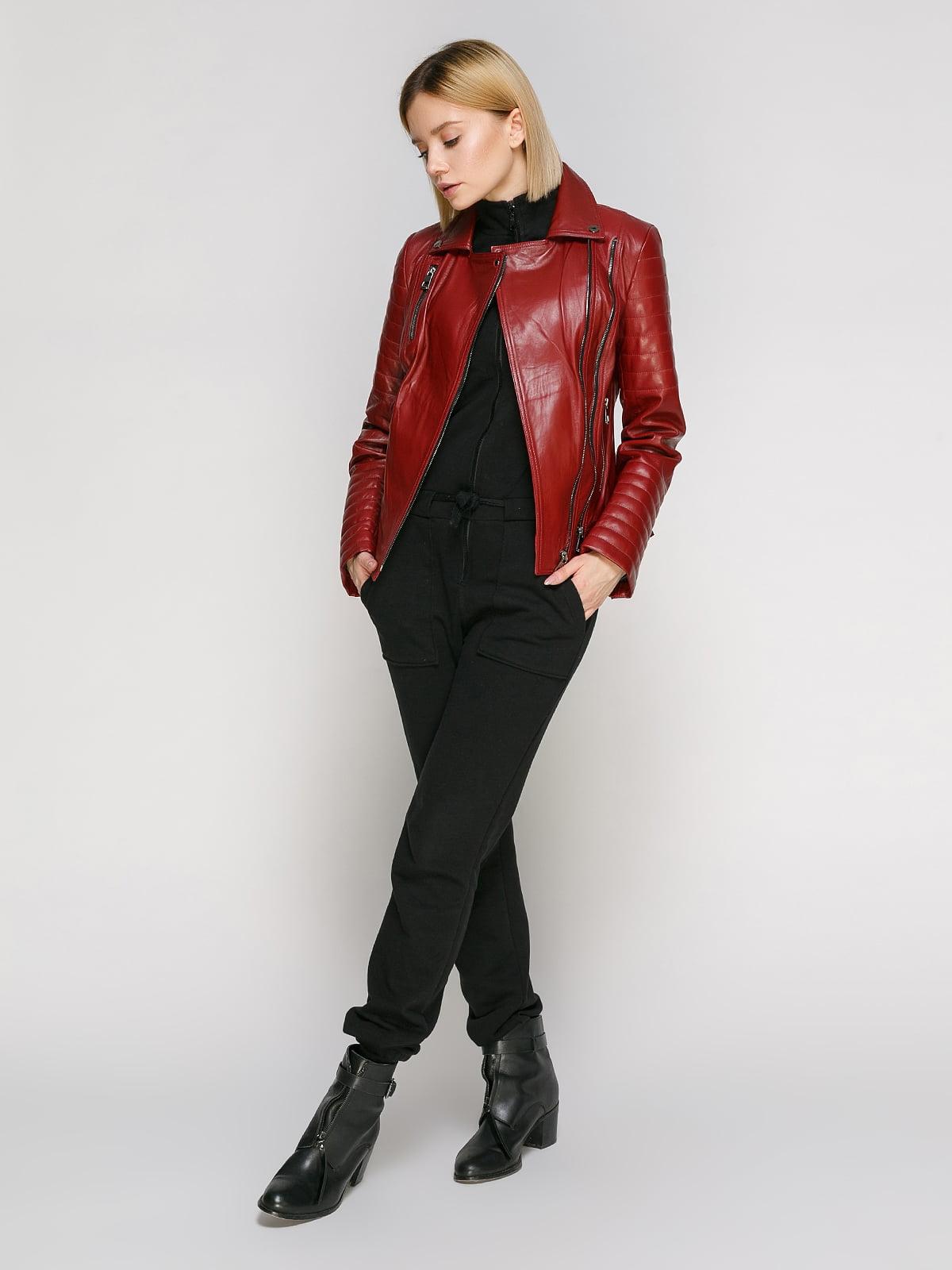Куртка бордова | 4906726 | фото 2