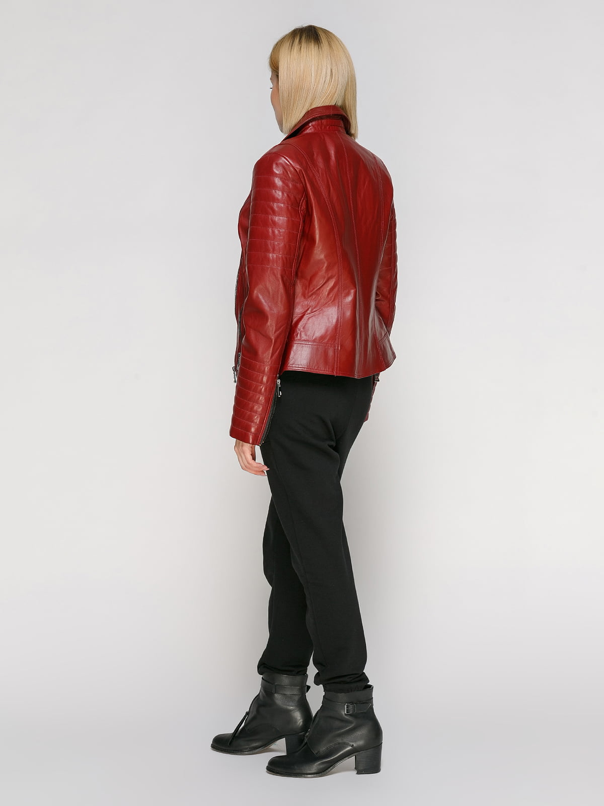 Куртка бордова | 4906726 | фото 3