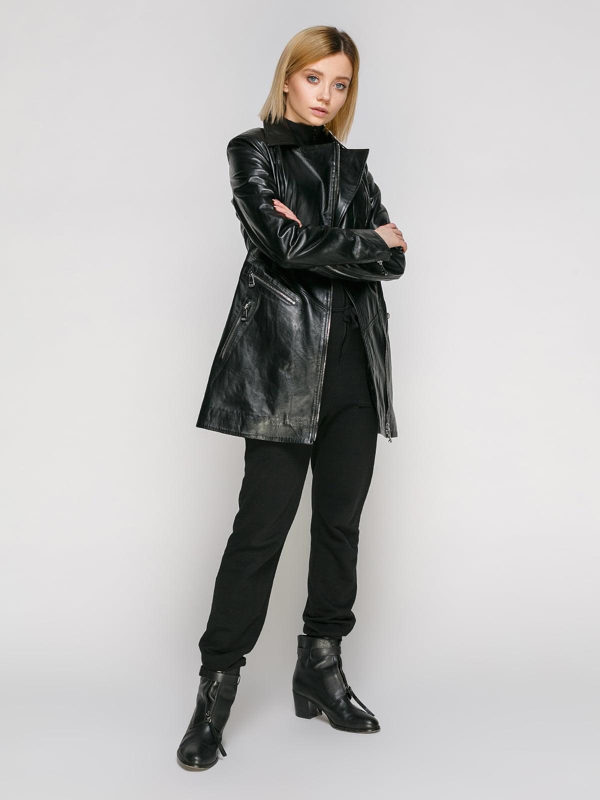 Куртка чорна | 4906713 | фото 2
