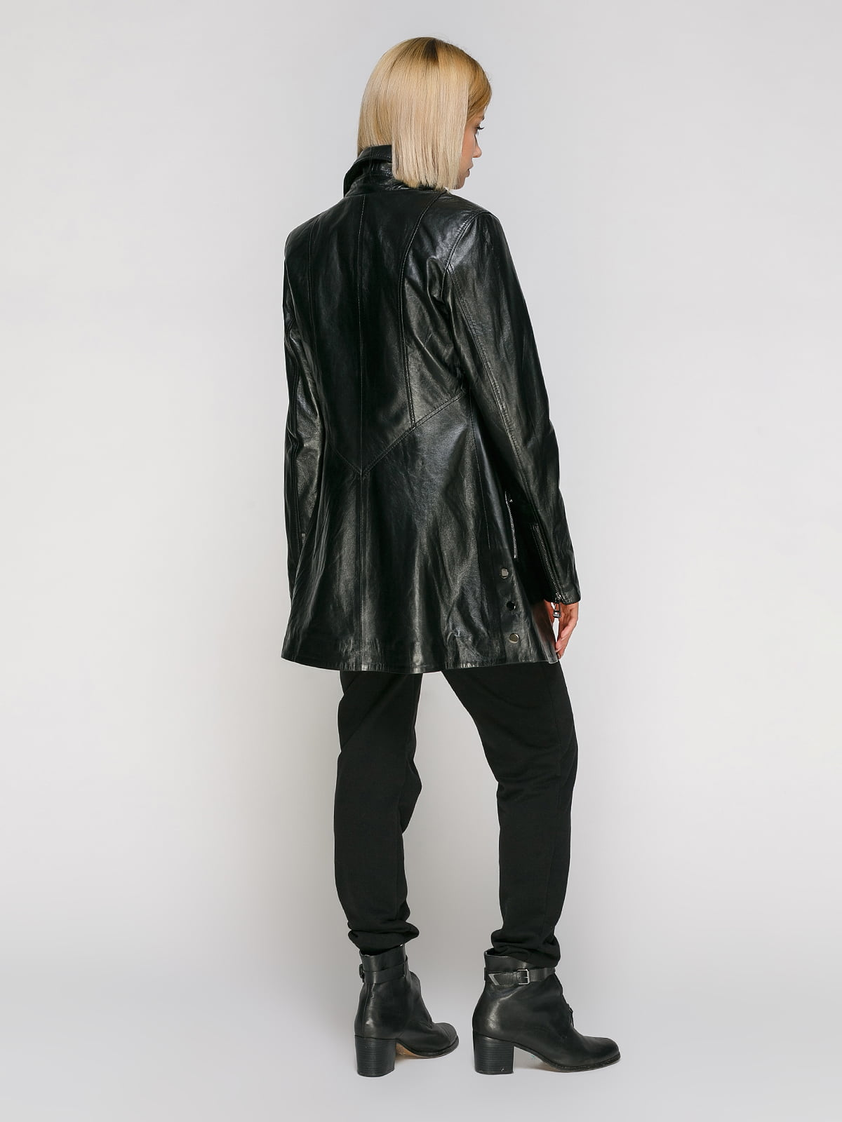 Куртка чорна | 4906713 | фото 3