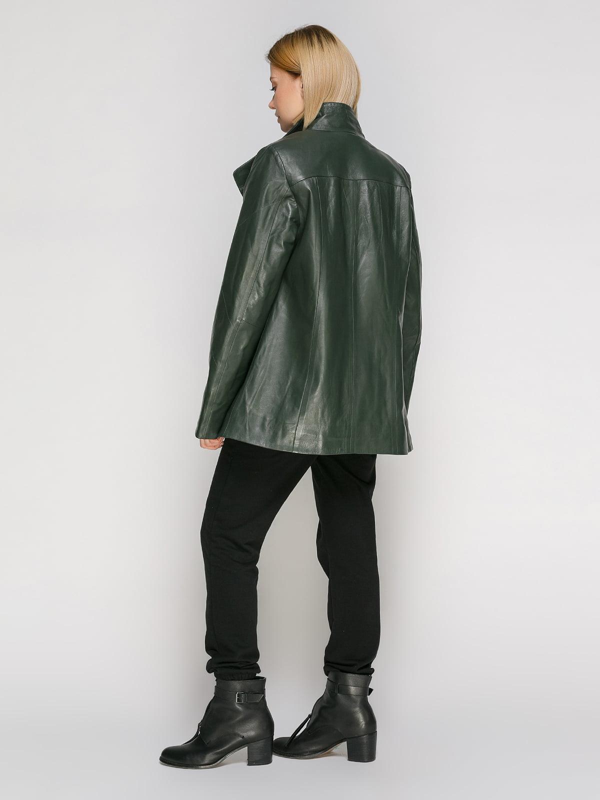 Куртка зеленая | 4906716 | фото 3