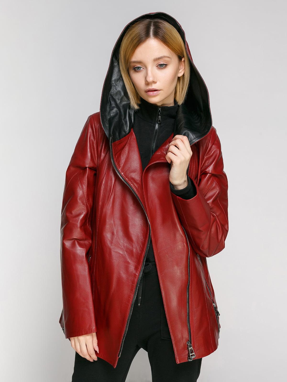 Куртка бордова   4906718