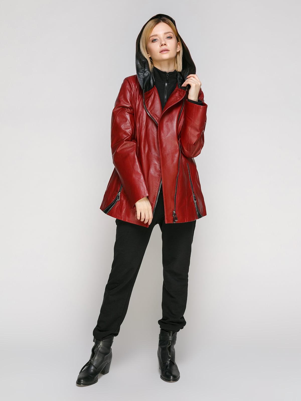 Куртка бордова   4906718   фото 2