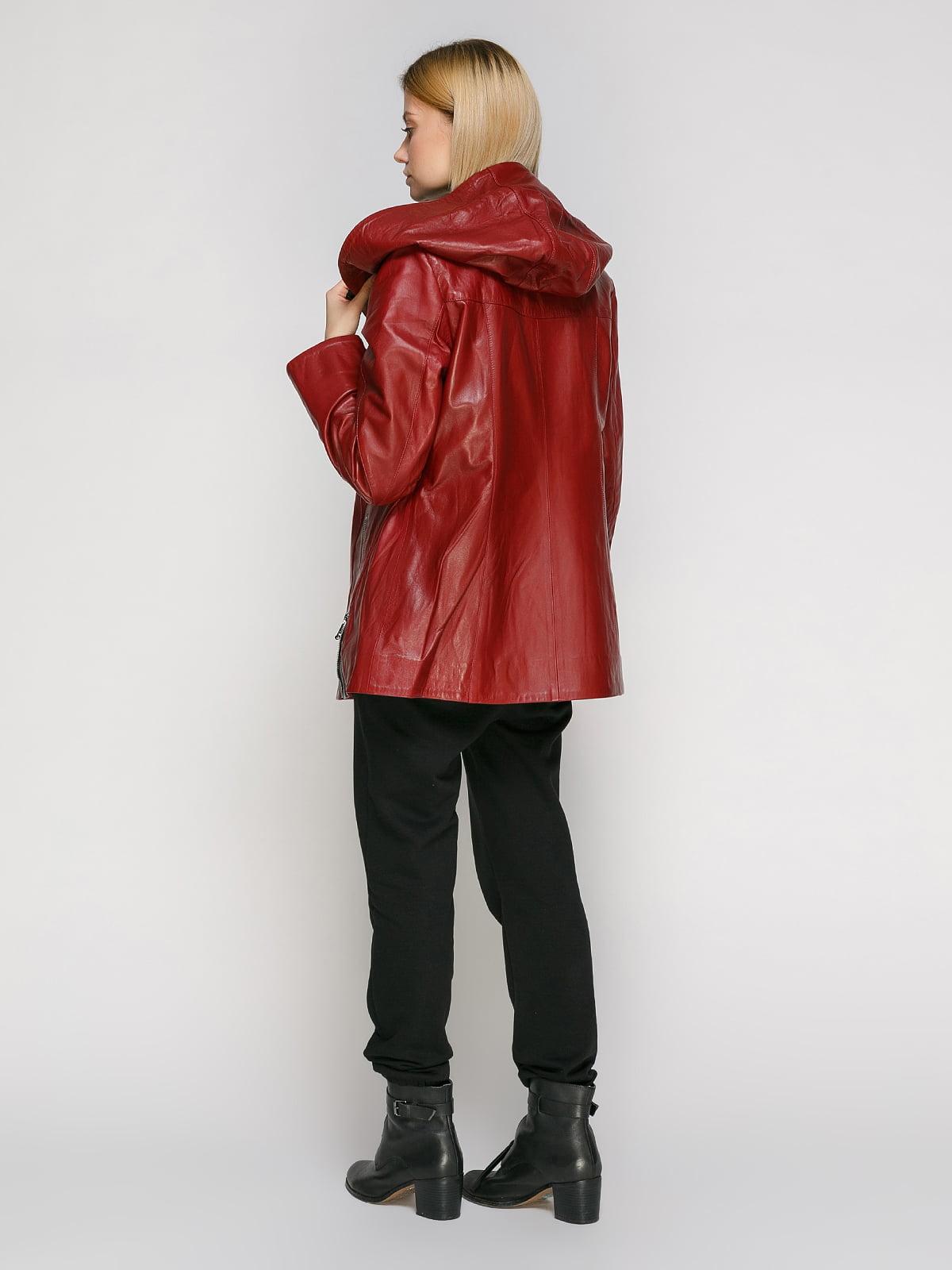 Куртка бордова   4906718   фото 3