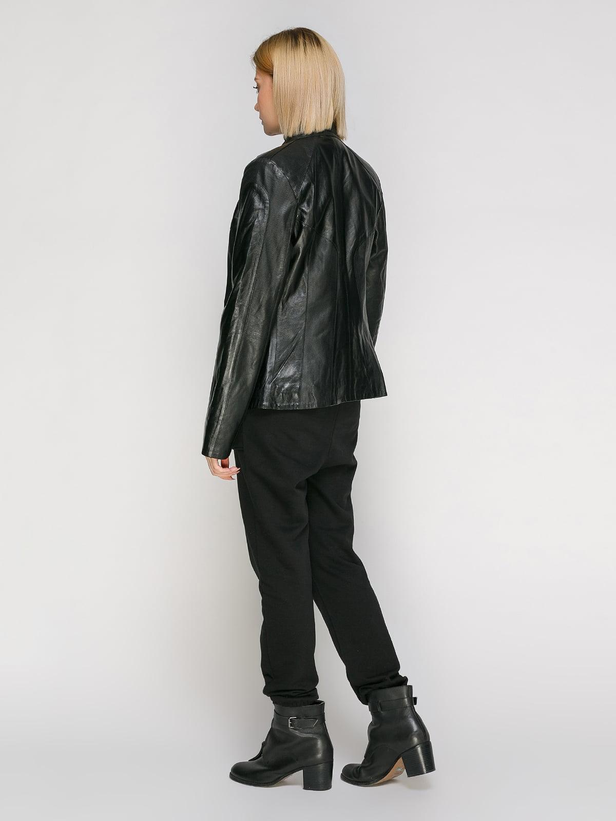Куртка чорна | 4906719 | фото 3