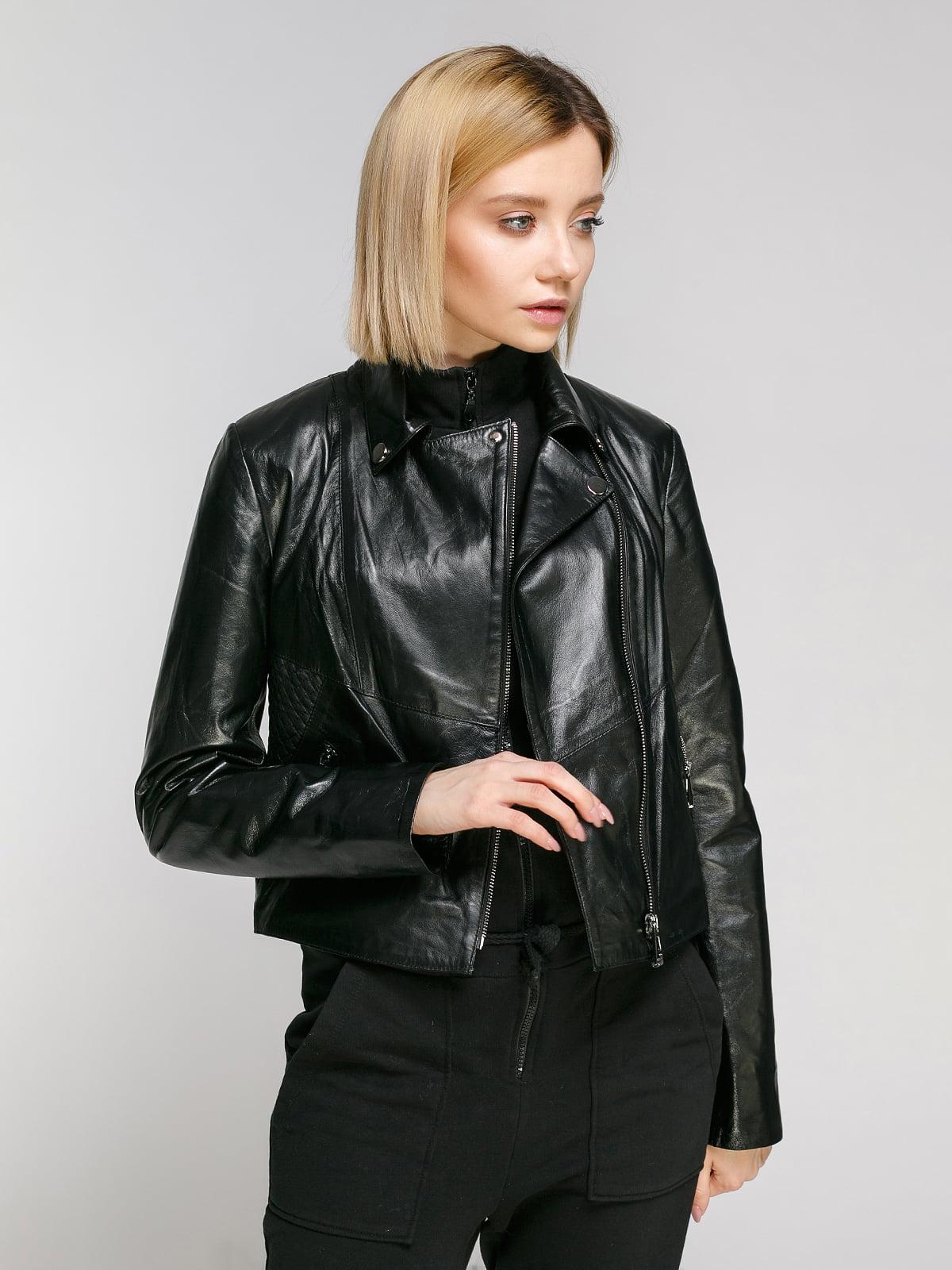 Куртка чорна | 4906727