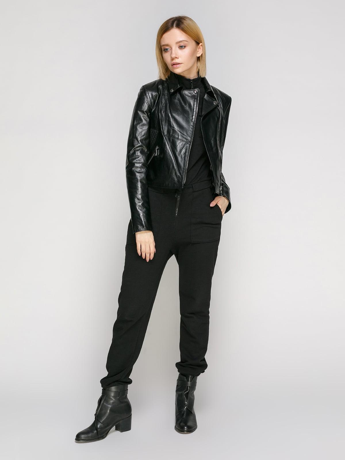 Куртка чорна | 4906727 | фото 2