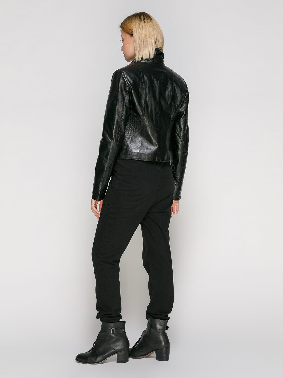 Куртка чорна | 4906727 | фото 3