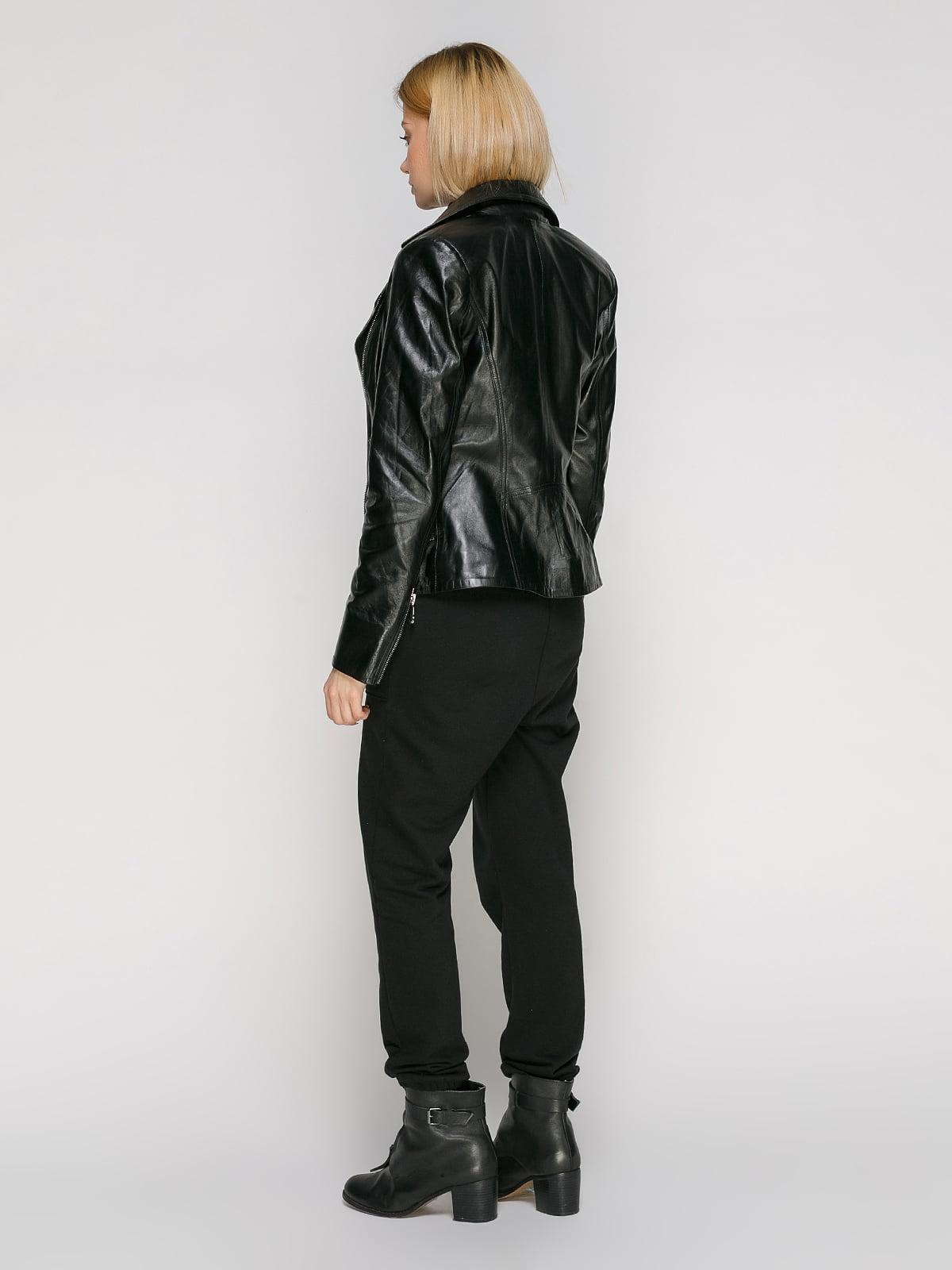 Куртка чорна | 4906731 | фото 3