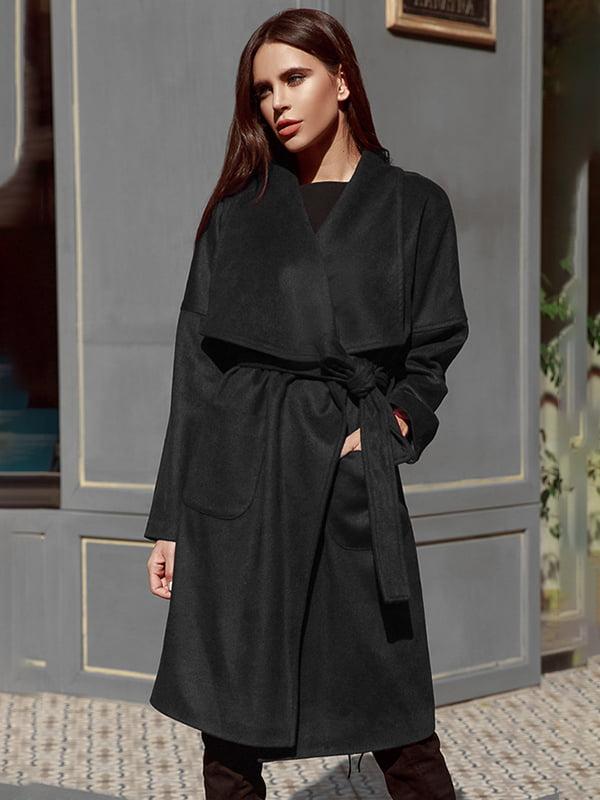 Пальто черное | 4839681