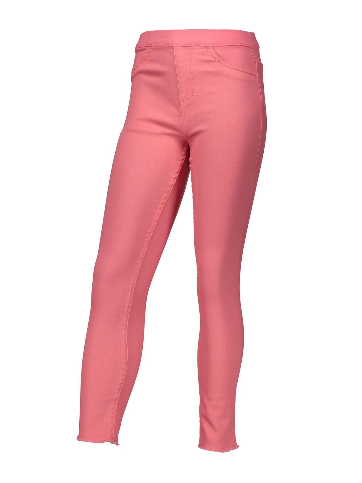 Леггинсы розовые   4890056