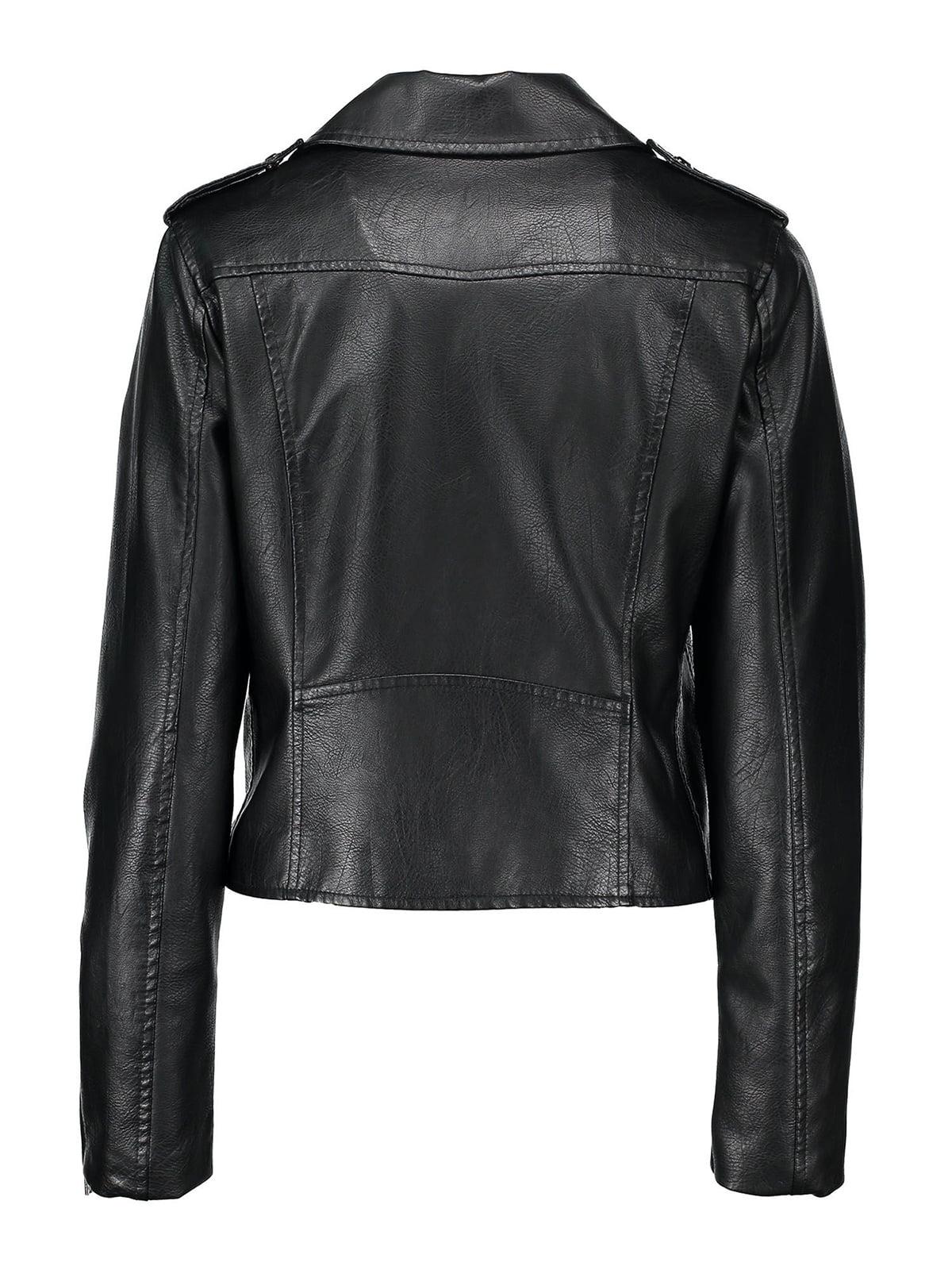 Куртка черная   4909356   фото 2