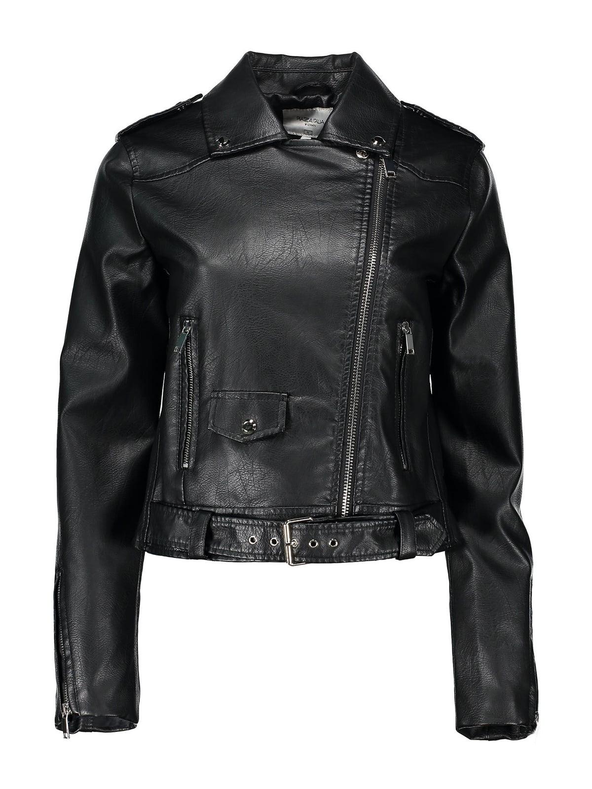 Куртка черная   4909356   фото 4