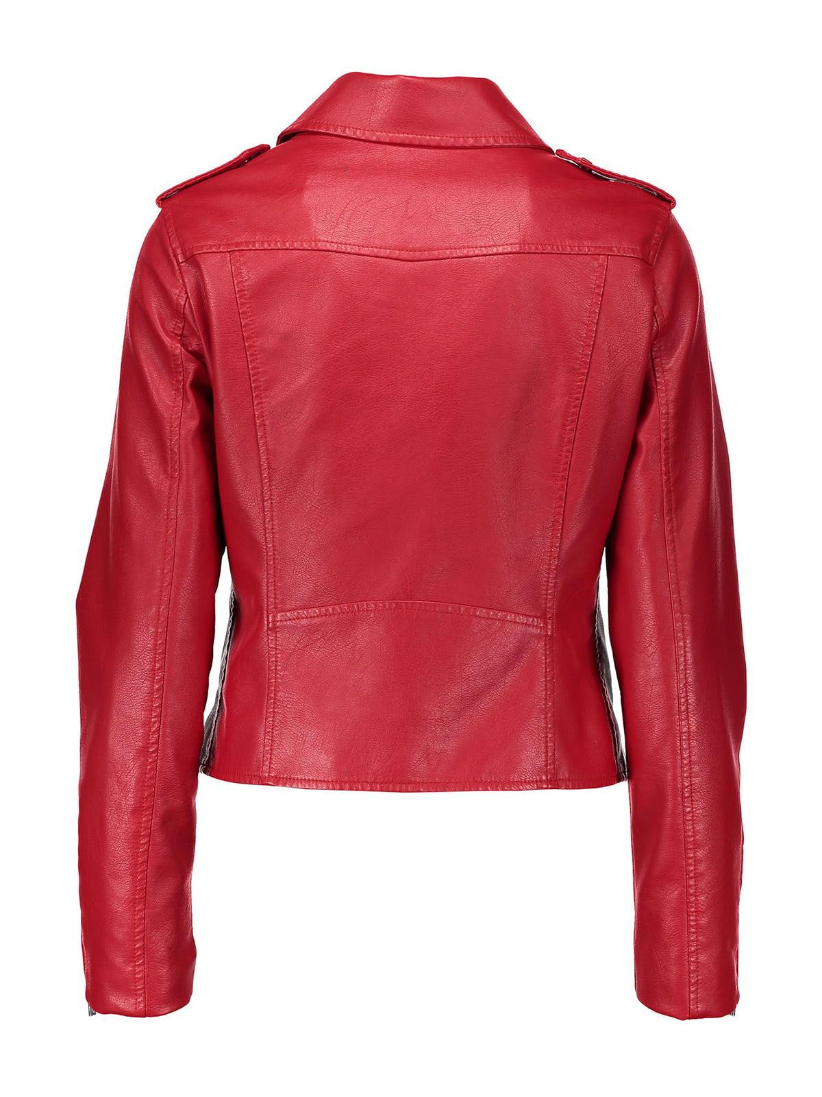 Куртка червона | 4909359 | фото 2