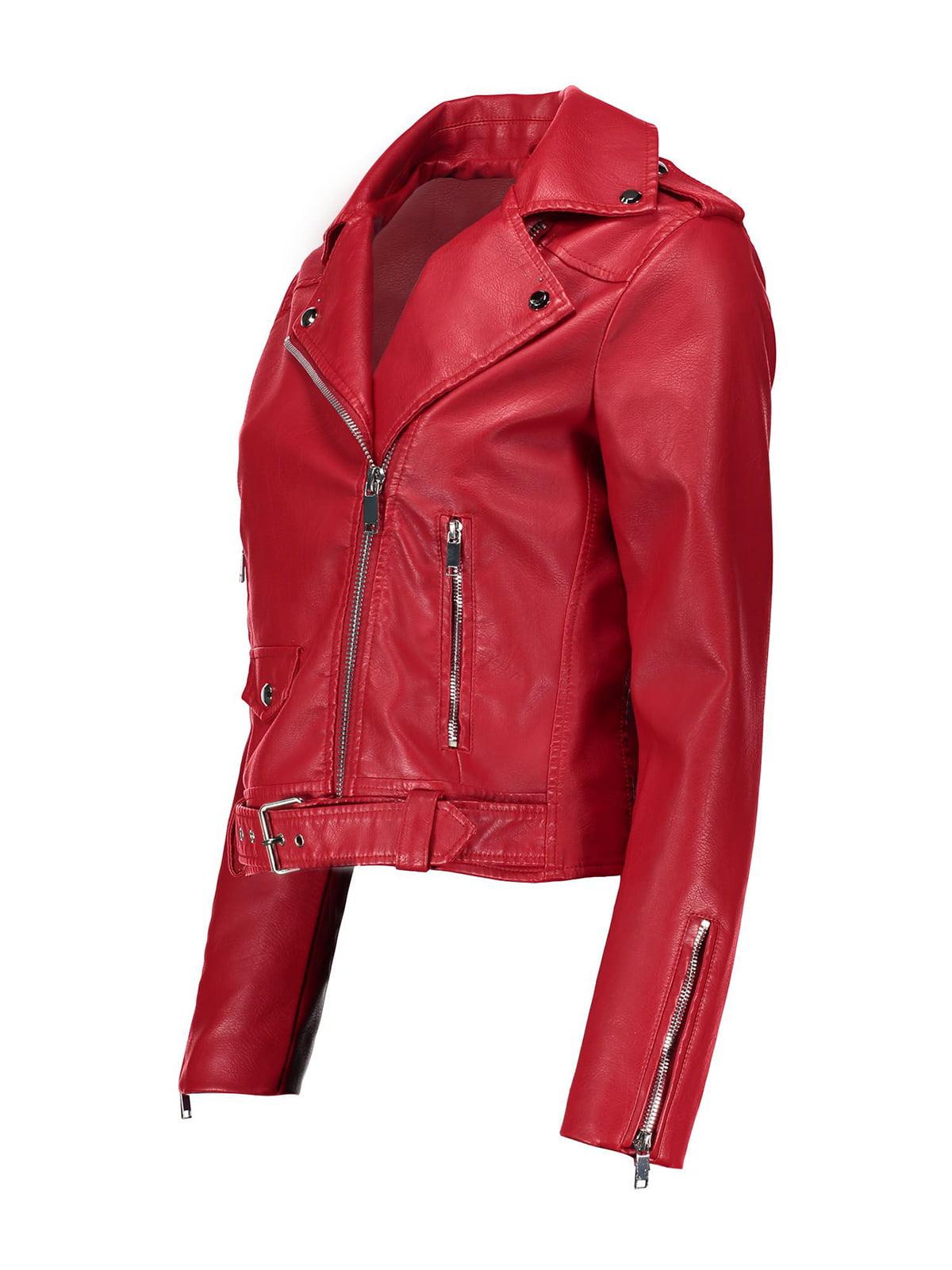 Куртка червона | 4909359 | фото 3