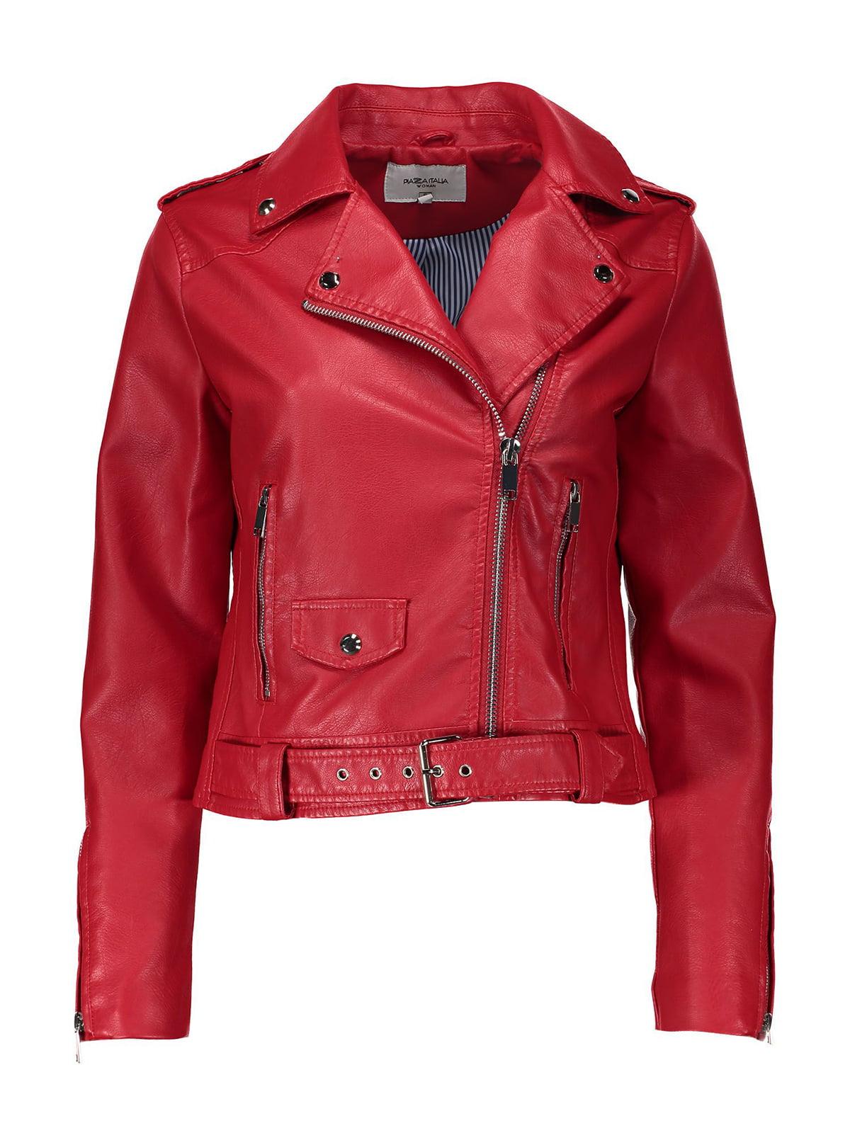 Куртка червона | 4909359