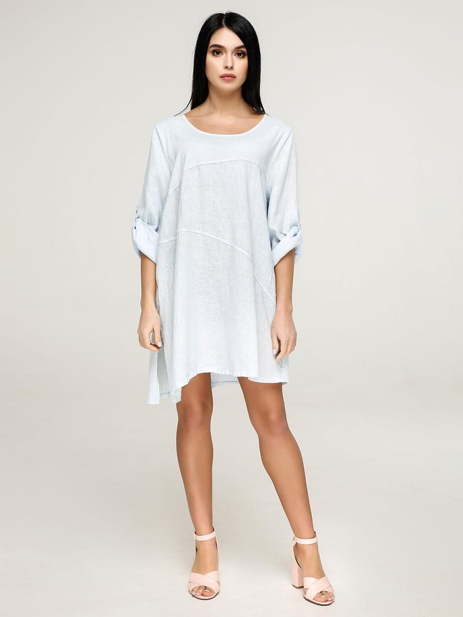 Сукня блакитна | 4911402