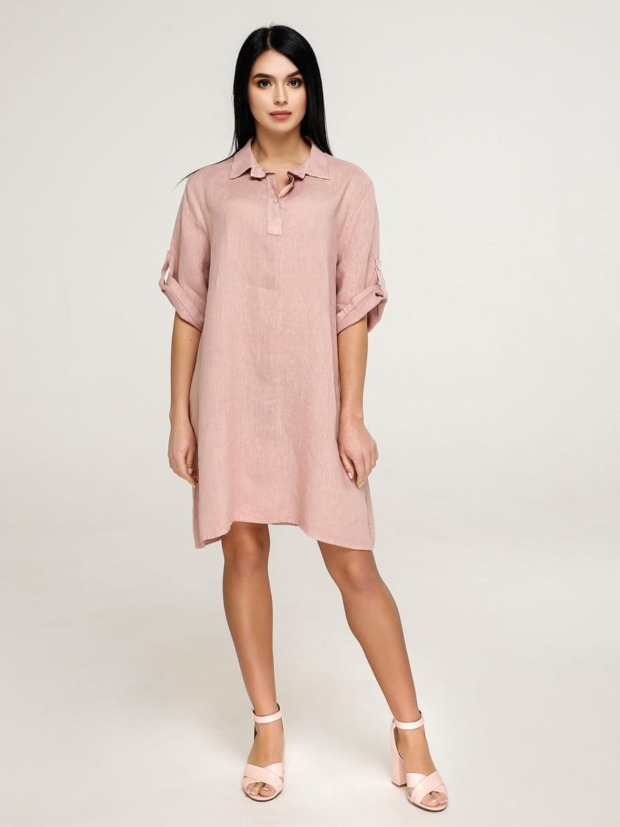 Сукня рожева | 4911404