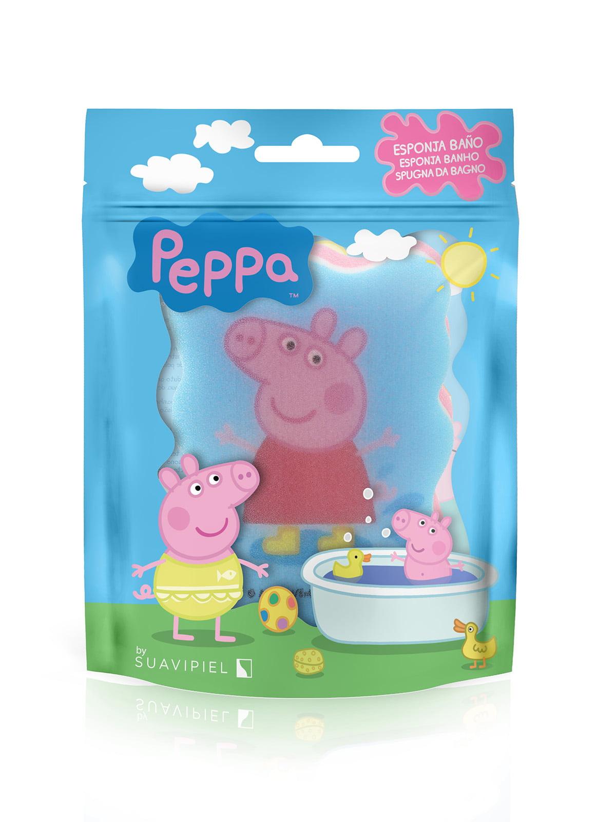 Мочалка «Свинка Пеппа»   4908321